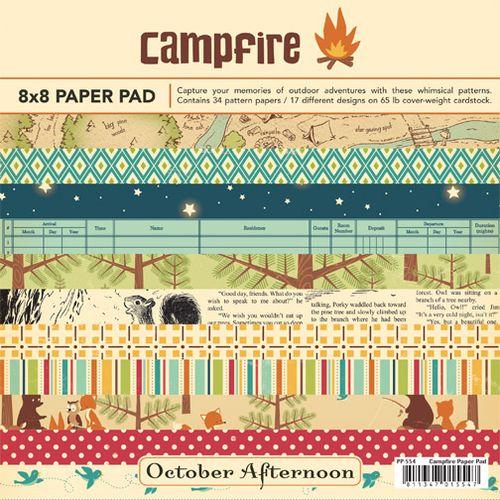 8x8 paper pad