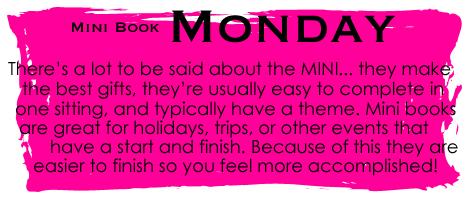 Mini book monday