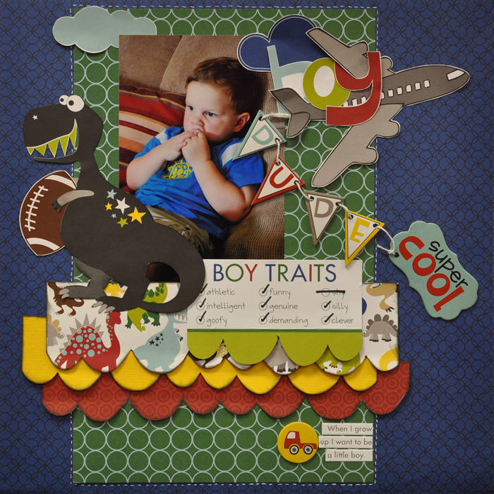 Boy traits